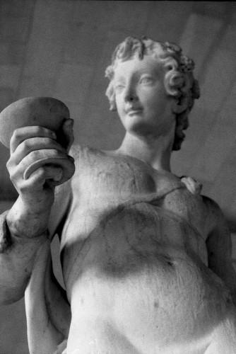 Gianfrancesco Susini, Bacchus et un jeune satyre, Musée du Louvre, Paris 1er.