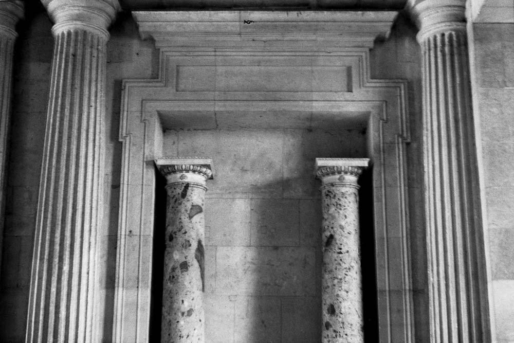 Porte des Arts, Louvre, Paris 1er.