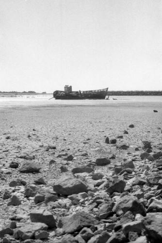 Cimetière marin, Noirmoutier (Vendée).