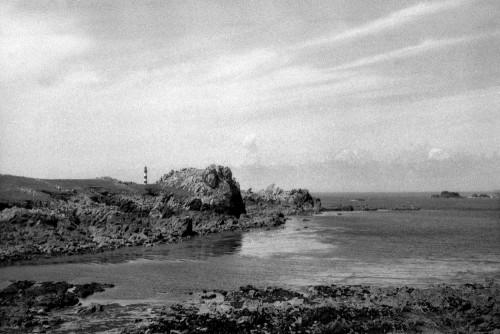 Plage de Yuzin, Ouessant (Finistère).