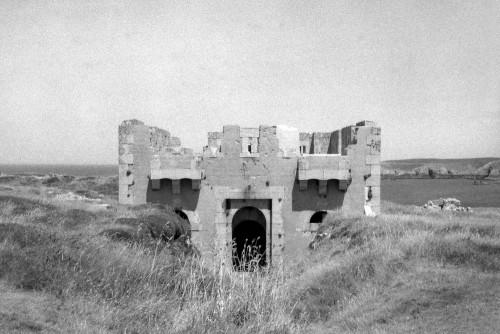Fort de Kernic, Ouessant (Finistère).