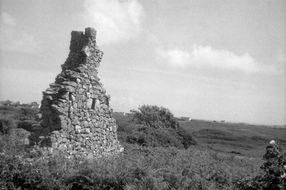 Kernonen, Ouessant (Finistère).