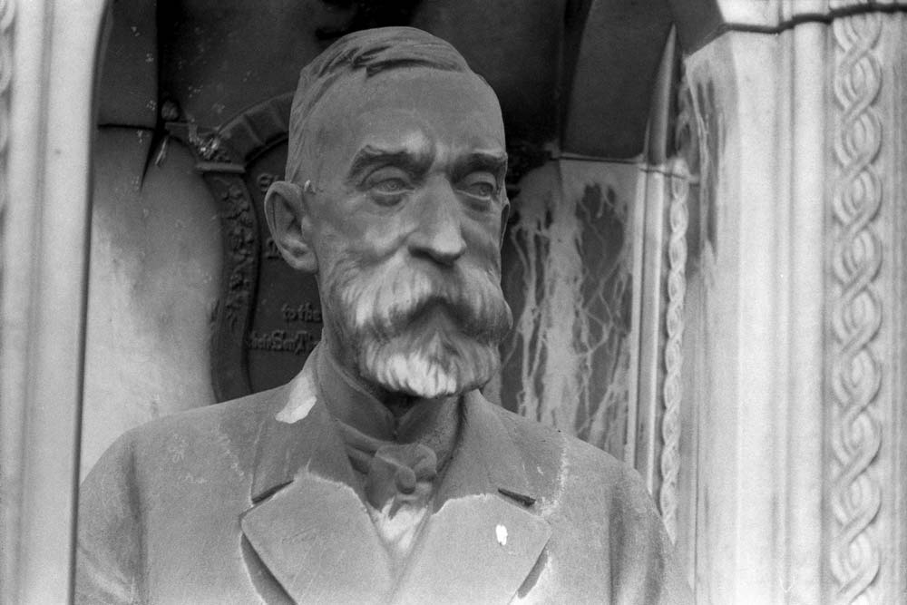 Edwin James Hulbert, Cimitero acattolico, Testaccio, Rome (Italie).