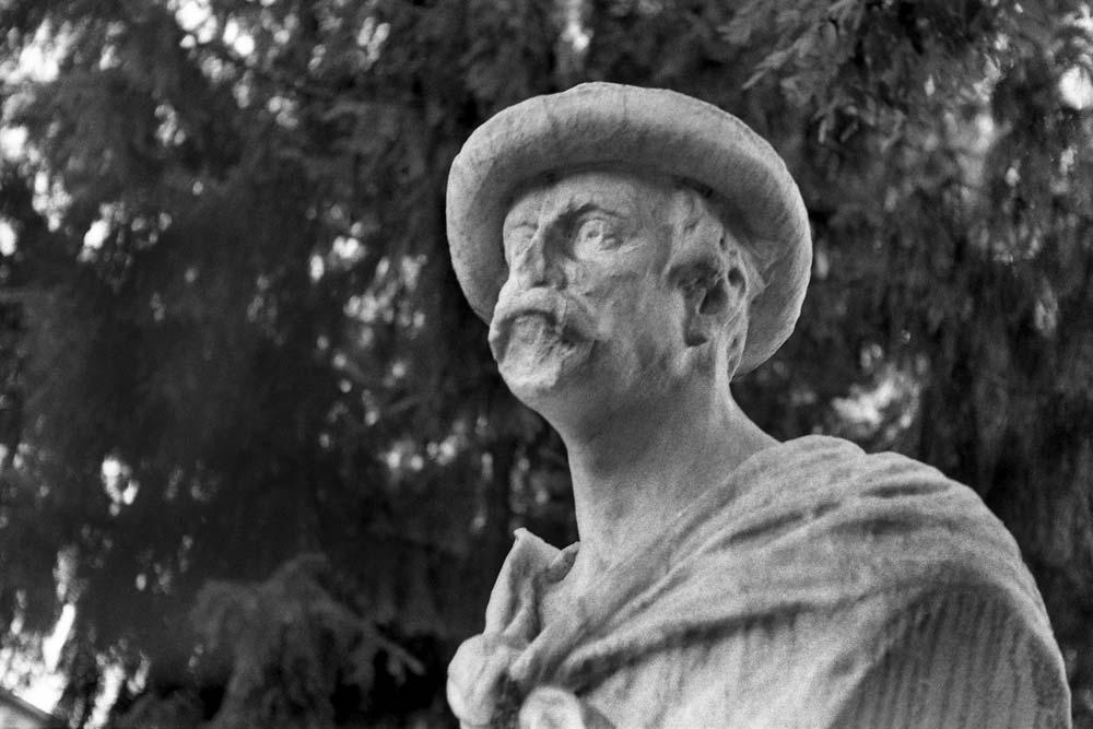 Achille Fazzari, Passeggiata del Gianicolo, Rome (Italie).