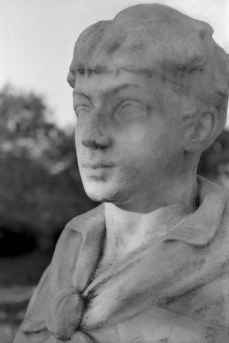 Gabriele Martucci della Spada, Passeggiata del Gianicolo, Rome (Italie).