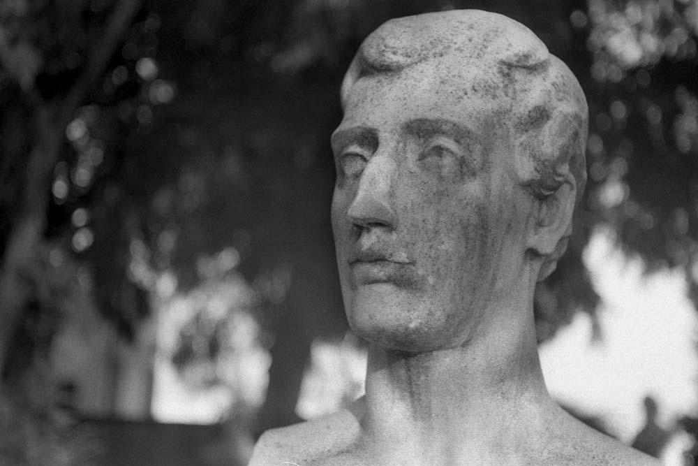 Paolo Narducci, Passeggiata del Gianicolo, Rome (Italie).