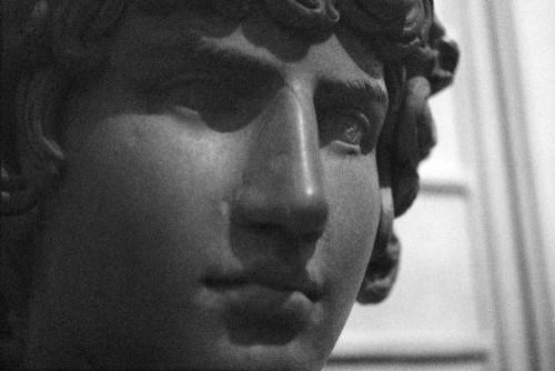 Antinoüs, Musei Capitolini, Rome (Italie).
