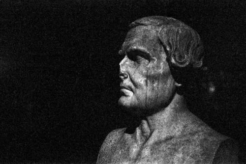 Giovanni Battista Niccolini, Viale degli Ippocastani (Villa Borghèse), Rome (Italie).