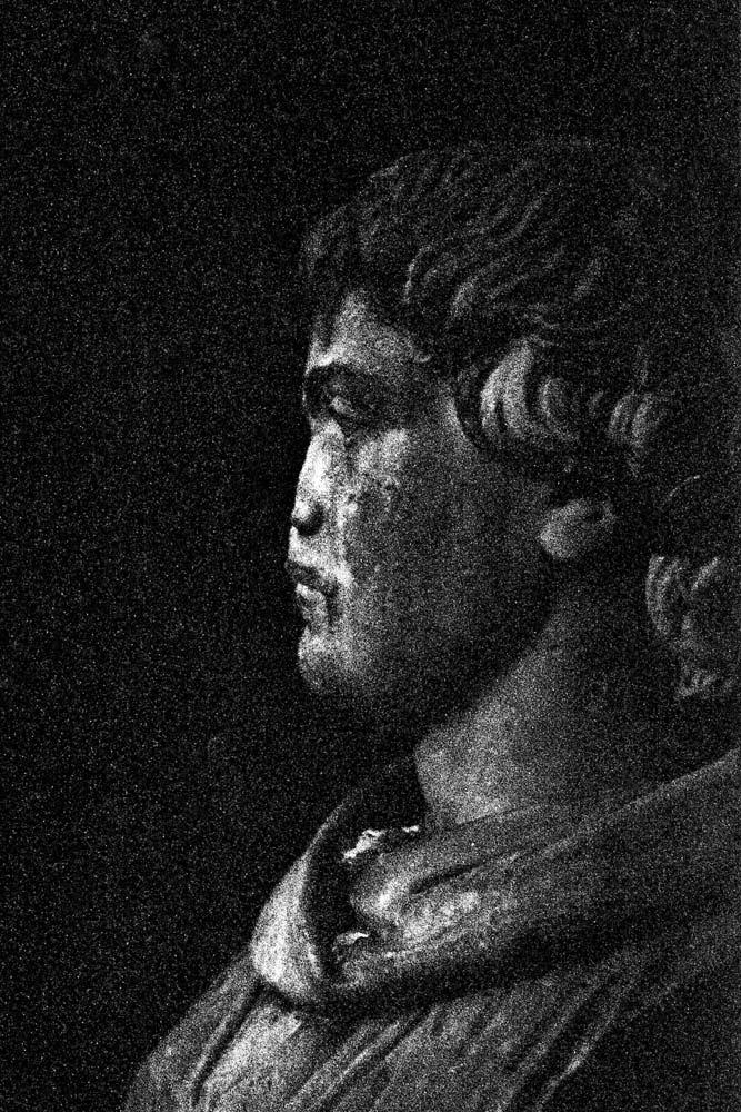 Giordano Bruno, Pincio (villa Borghèse), Rome (Italie).