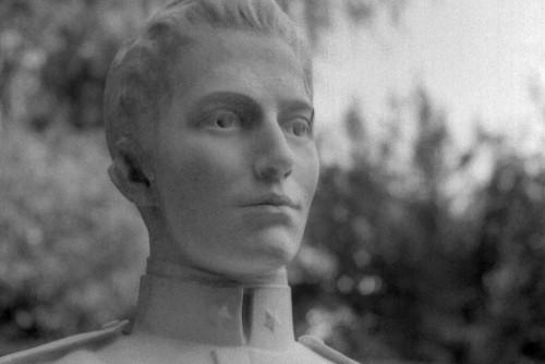 Fernando Abbina, Cimitero Monumentale del Verano, Rome (Italie).