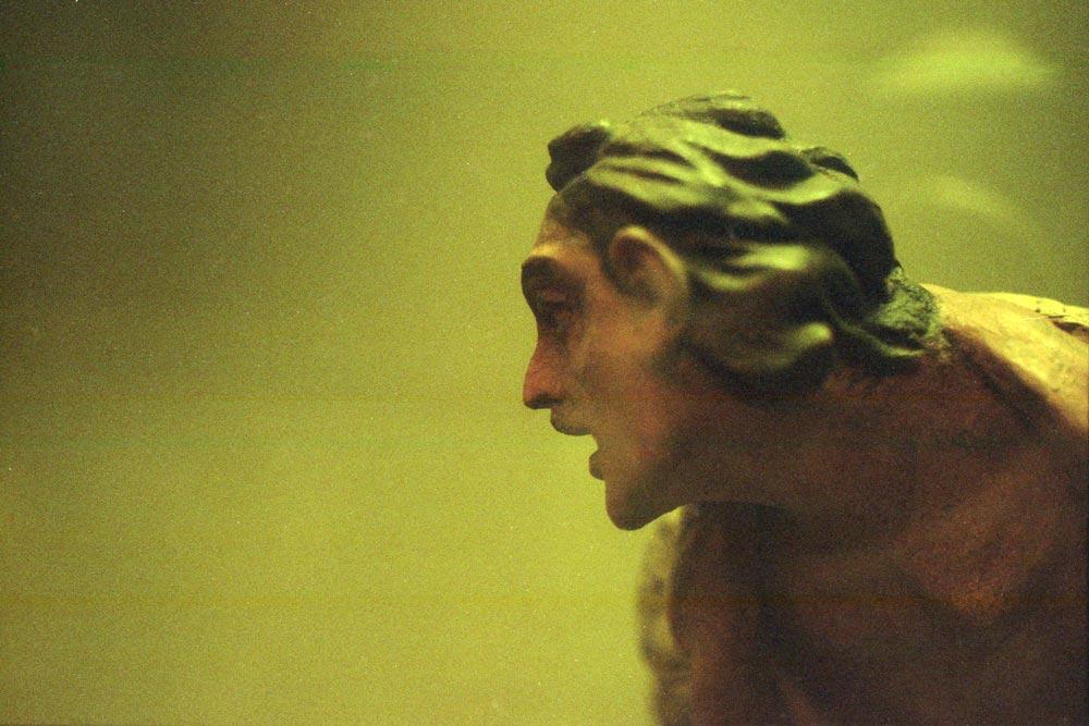 Sculpture bolonaise du XVIIIe ou XIXe siècle, musée Davia Bargellini, Bologne (Italie).